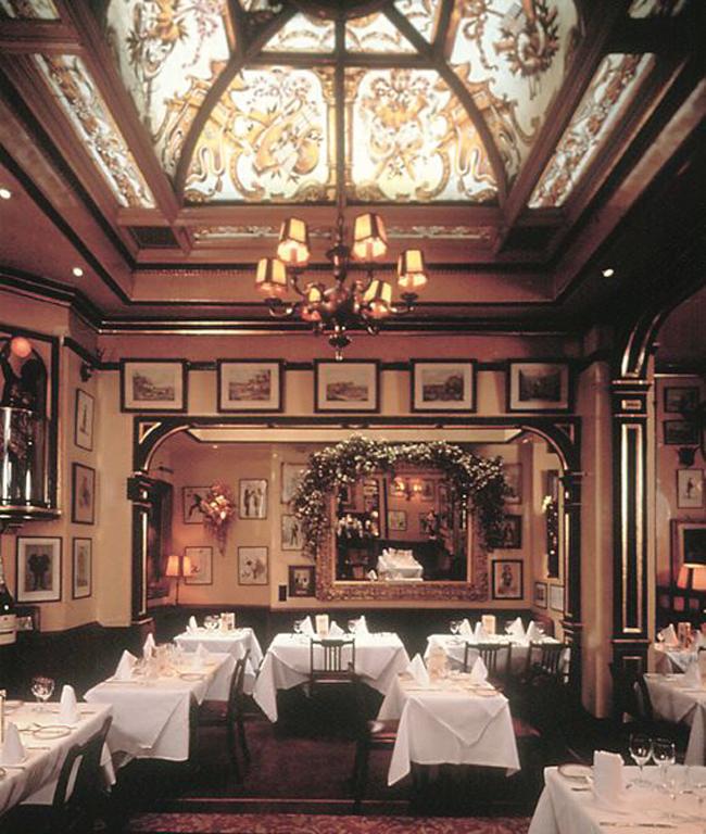 rules 传统英式餐厅茹尔斯图片